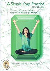 A Simple Yoga Practice by Santokh Singh Khalsa Dc