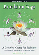 Kundalini Yoga for Beginners - Vol 1 by Nirvair Singh