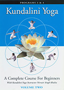 Kundalini Yoga for Beginners - Vol 2 by Nirvair_Singh