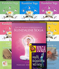 Complete Course in Kundalini Yoga - beyond Kundalini Yoga for Beginners - Book/DVD Set - Nirvair Singh