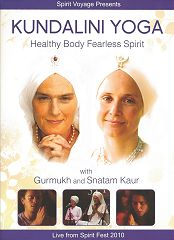 Kundalini Yoga Healthy Body Fearless Spirit by Gurmukh | Snatam Kaur
