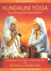 Kundalini Yoga for a Strong Nervous System by Gurmukh | Snatam Kaur
