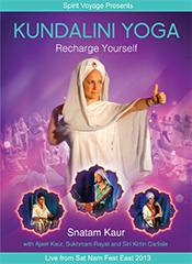 Recharge Yourself by Snatam Kaur
