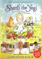 Shanti the Yogi by Snatam Kaur