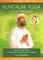 Kundalini Yoga for the Heart Chakra by Akasha | Jai-jagdeesh