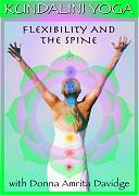 Flexibility and the Spine - DVD - Donna Davidge