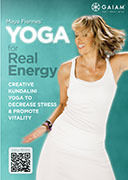 Yoga for Real Energy by Maya Fiennes