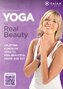 Yoga for Real Beauty by Maya Fiennes