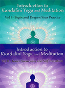 Introduction to Kundalini Yoga - 2 Volume Set