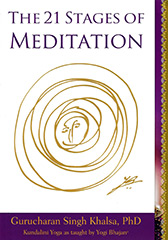 The 21 Stages of Meditation by Gurucharan Singh