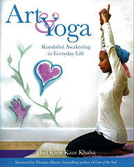 Art and Yoga by Hari Kirin Kaur