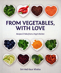 From Vegetables with Love by Siri Ved Kaur
