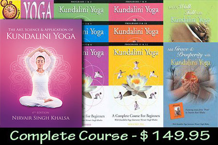 Complete Course in Kundalini Yoga