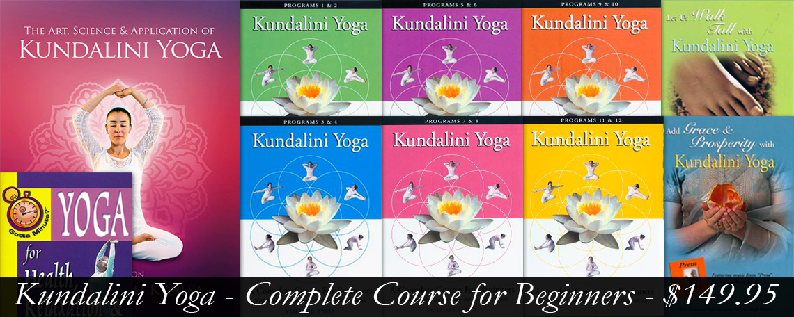 Kundalini Yoga - A Complete Course - Nirvair Singh