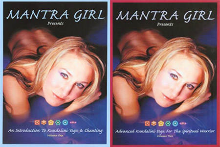 Mantra Girl 2 DVD Gift Set