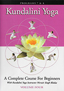 Kundalini Yoga for Beginners - Vol 4 by Nirvair_Singh