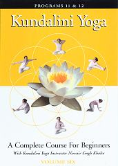 Kundalini Yoga for Beginners - Vol 6 by Nirvair Singh