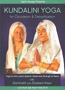Kundalini Yoga for Circulation and Detox by Gurmukh|Snatam Kaur