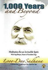 1000 Years and Beyond by Yogi Bhajan