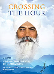 Crossing the Hour - 2 DVD Set by Yogi Bhajan