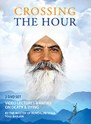 Crossing the Hour - 2 DVD Set by Yogi_Bhajan