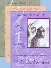 Yogi Bhajan - 3 DVD Wisdom Set by Yogi Bhajan