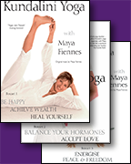 Mantras of Kundalini Yoga - 7 DVDs by Maya_Fiennes