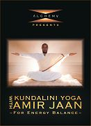 Kundalini Yoga for Energy Balance by Amir Jaan