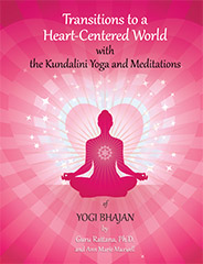 Transitions to a Heart Centered World (eBook) by Guru Rattana Phd