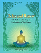 Relax and Renew by Guru Rattana Phd