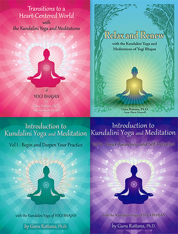 Kundalini Yoga - The Essential Collection by Guru Rattana Phd