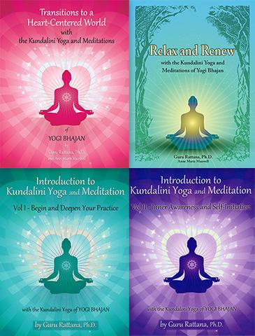 Kundalini Yoga - The Essential Collection by Guru Rattana Phd