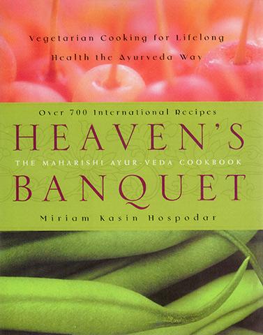 Heavens Banquet by Miriam Kasin Hospodar