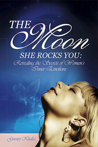 The Moon She Rocks You (eBook) by Gurutej Kaur
