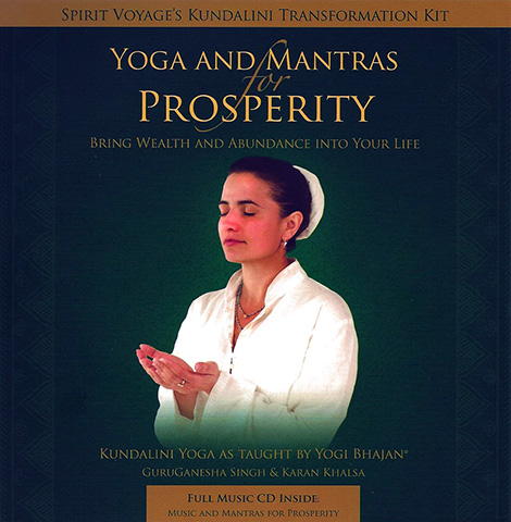 Yoga and Mantras for Prosperity by Guru Ganesha | Karan Khalsa