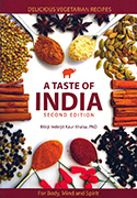 A Taste of India ebook by Bibiji Inderjit Kaur
