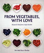 From Vegetables with Love ebook by Siri Ved Kaur