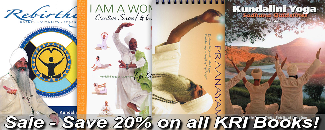 Sale - Save 20% on our entire range of KRI Books