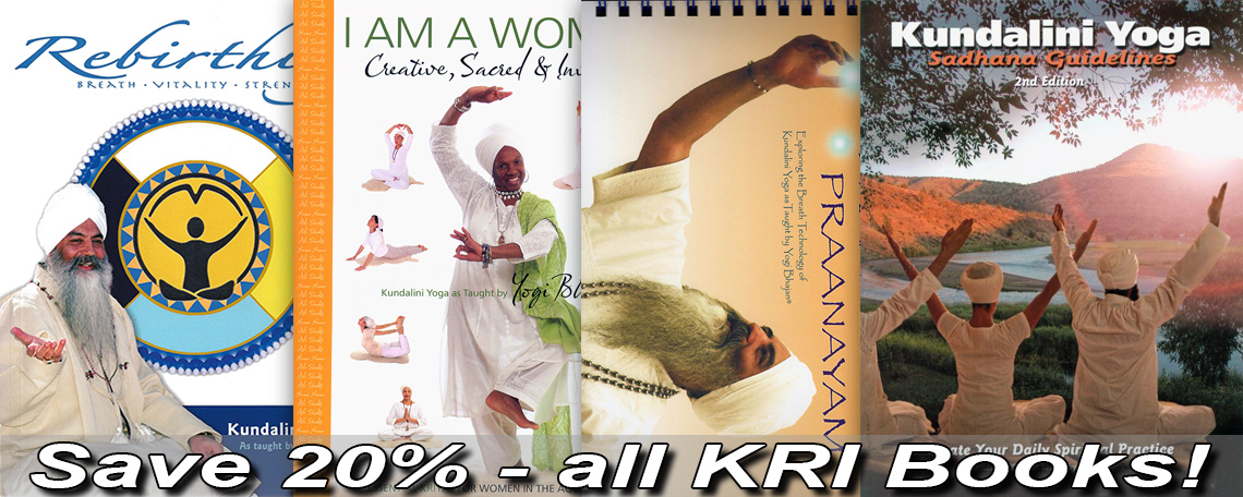 Save 20% on all KRI Books